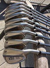 RH KZG EL250 EL 250 irons 3 - PW & SW