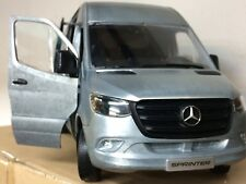 Mercedes-Benz 2018  Sprinter WDB907 1:18 Scale Model Rugged Edition (BNIB)
