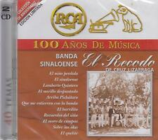 Banda El Recodo CD NEW 100 Anos De Musica 2 CDs Y 40 Temas SEALED