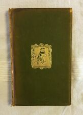 Sordello by Robert Browning (1902 'Temple Classics' antique hardcover edition)