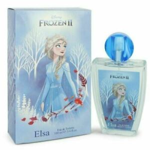 Disney Frozen II Elsa  Perfume Women Eau De Toilette Spray New Kids Girls