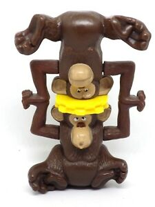 Figurine Character Monkey Mechanism Ok Mc Donalds 3 7/8in Toys 2018