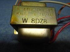 SONY PS-212 TURTABLE TRANSFORMER 1-446-101-11 120VAC 60HZ  USED