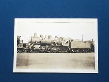 Alton Railroad Engine Locomotive No. 2660 Antique Photo