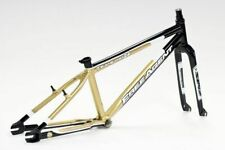 """Free AgentFA35 Team Limo 20"""" Frame with fork Black/Gold/White"""
