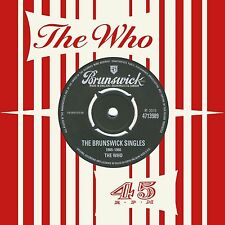 "THE WHO ~ BRUNSWICK SINGLES ~ LTD. ED. 8 x 7"" VINYL SINGLES BOX SET ~ NEW/SEALED"