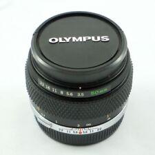 Obiettivi specialistici e moltiplicatori fissa/prima per fotografia e video Olympus