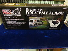 NEW - Mighty Mule FM231 Wireless Driveway Alarm Vehicle Detection Sensor System