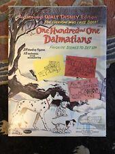 Vintage 1960 101 Dalmatians Paper Dolls Disney Uncut