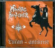 Maniac Butcher - Lucan Antikrist CD
