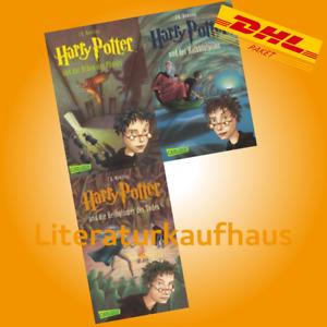 HARRY POTTER Band 5 6 7 und der Orden des Phönix - Joanne K. Rowling Taschenbuch