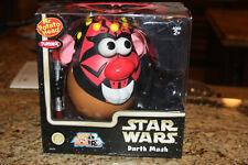 Star Tours Darth Mash STAR WARS Darth Maul Mr. Potato Head Playskool Disney 2007