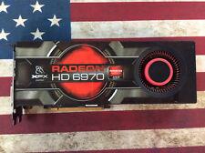 XFX Radeon HD 6970 PCIe Graphics Video Card 2GB DVI mini DP HDMI HD-697A-CNFC