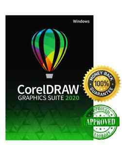 New‌ CorelDraw Graphics Suite ‌2020 ✅ lifetime license ✅ DOWNLOAD ✅