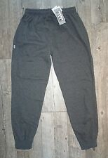 New  Pro Club 60/40 Blend Sweat Pant - Gray w/pocket - Large