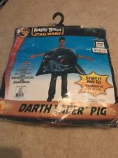 Star Wars Angry Birds Darth Vader Pig Adult Men's Costume - One Size  - NEW!