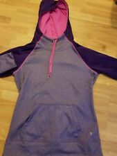 DANSKIN WORKOUT HOODIE WOMEN'S SIZE SMALL