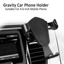 Gravity Sensing Auto Lock Car Air Vent Mount Holder Dock Universal Phone Tablet