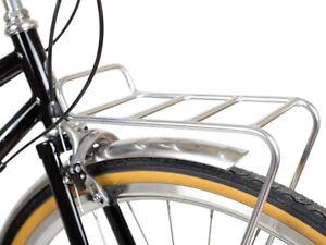 Brick Lane Bikes Lite Rack - Aluminium Lightweight Front Bicycle Carrier Rack