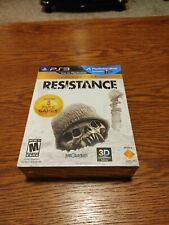 Resistance Collection (Sony PlayStation 3, 2011) PS3 Brand New