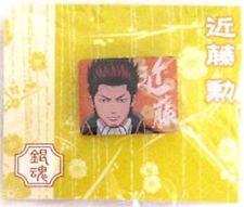 Gintama Kondo Pin Anime Licensed NEW