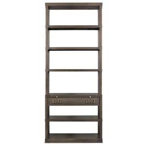 Michael Weiss Stanwick Bookcase ~ Vanguard Furniture W354H ~ UNIQUE PROVENANCE