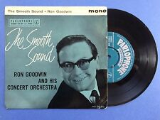 The Smooth Sound - Ron Goodwin & His Concert Orchestra - Parlophone GEP-8816 Ex