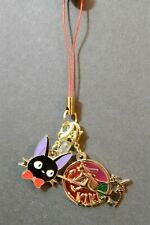 Kiki's Delivery Service STAINED GLASS CLOISONNE STYLE SMART PHONE STRAP MOC