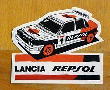 Lancia Delta Integrale Repsol Rally Motorsport Sticker