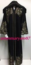 Latest Design  Dubai Abaya Style Kaftan Farasha  Maxi Dress Abaya