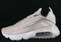 New Nike Women's Air Max 2090 in Barely Rose/White Colour Size US 9