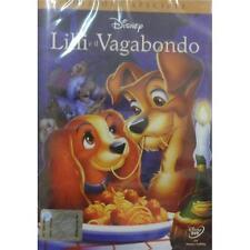 DVD LILLI E IL VAGABONDO I CLASSICI DISNEY EDIZIONE SPECIALE NUOVO vers.italiana