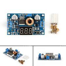 1x XL4015 5A 75W Adjustable DC-DC Boost Step Down Power Supply Voltmeter Módulo.