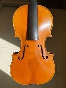 Old violin italian label - Virgilio Capellini Cremona 1977