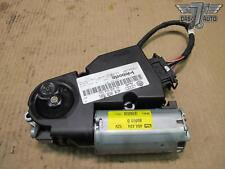 03-08 AUDI A8 FRONT UPPER PANORAMIC SUN MOON ROOF MOTOR ASSEMBLY 4E0959591 OEM