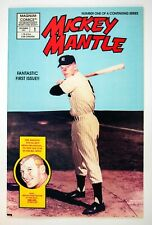 Mickey Mantle #1 (1991 Magnum Comics) Baseball's Greatest Heroes, NM