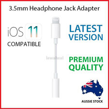3.5mm Headphone Earphone Jack Adapter Audio Connector Cable iPhone 7 8 Plus AUX