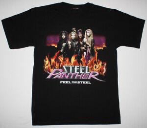 STEEL PANTHER Feel The Steel Concert Vintage T-shirt