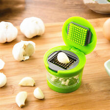 Home Kitchen Tool Kit Garlic Press Chopper Slicer Hand Pressers Garlic Grinder