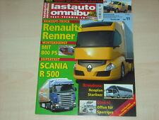 59746) Scania R 500 - Neoplan Starliner - Lastauto Omnibus 11/2004