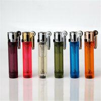 Cigar Torch Jet Lighter Refillable Butane Adjustable Flame Cigarette Lighters