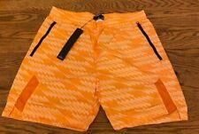 Stone Island Swim Shorts (Orange/Salmon, XL)