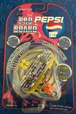 Pepsi Tech Deck Fingerboard Pro Board Skateboard Kit, Vintage 90s RARE
