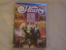 DVD Heart - Alive in Seattle [DVD] [NTSC] [2017]