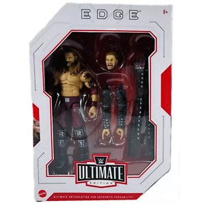 WWE Mattel Edge Ultimate Edition Series #8 Figure