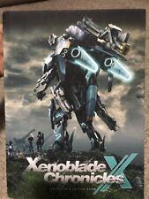 Xenoblade Chronicles Collector's Edition Prima Edition Book guide (Hardcover)