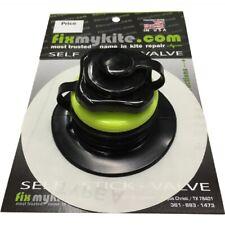 FixMyKite Self Stick Naish High Flow Screw Kite Repair Valve w/Velcro New