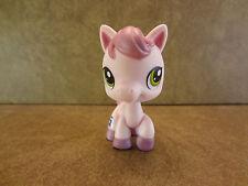 Littlest Pet Shop #1330 Horse Pony Green Eyes LPS