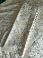 John Lewis Grace Made To Measure Pencil Pleat Lined Curtains W254 x D172cm Gold