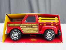 Vintage 1979 Buddy L Big Red Pick-Up Truck Resembles Dodge Lil' Red Express NIB